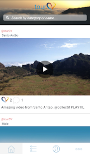 Cabo Verde tourCV- screenshot thumbnail
