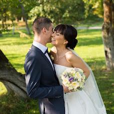 Wedding photographer Zina Nagaeva (NagaevaZ). Photo of 13.10.2015