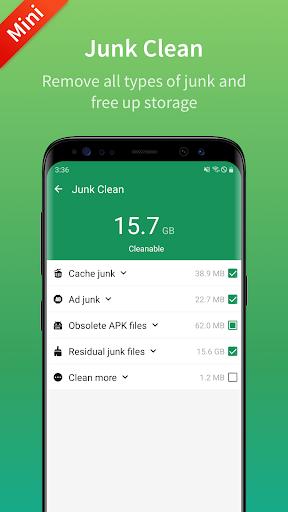 Fancy Booster - Cleaner,  Antivirus & Speed Up 1.7.1 screenshots 2