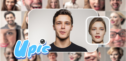 Upic Gender Changer: A face app to discover the opposite version of you.
