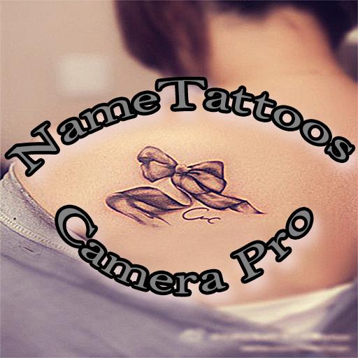 Name Tattoos Camera Pro