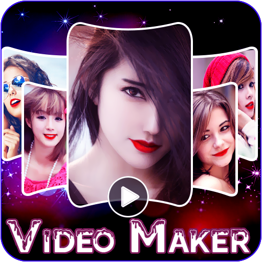 Photo Slideshow 3D Video Maker with Songs