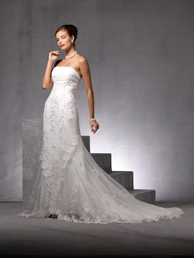 NWD-014 ; Informal Bridal Gown-Wedding Dresses