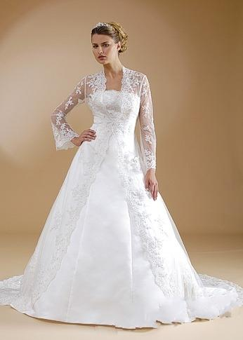 Special Lace Wedding Dress Gown
