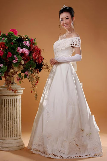 Simple Wedding Dresses Ideas