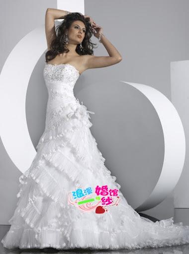 Elegant Wedding Dresses 2010