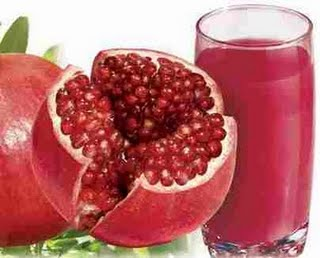 Pomegranate juice against prostate cancer