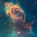 nebula live wallpaper icon