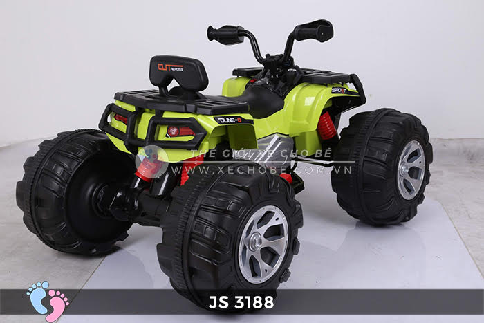 Xe mô tô điện địa hình khủng JS-3188 16