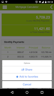 My Calculator- screenshot thumbnail