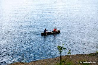 Photo: Paddling around Knigh Island State Park