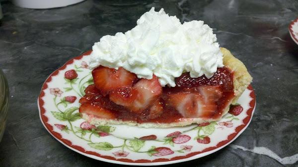 Refreshing Strawberry Pie Recipe