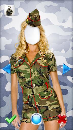 軍方 照片蒙太奇