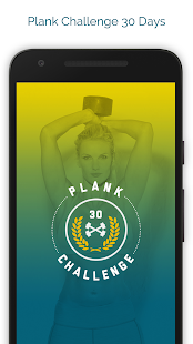 Plank Challenge Me - 30 Day- screenshot thumbnail
