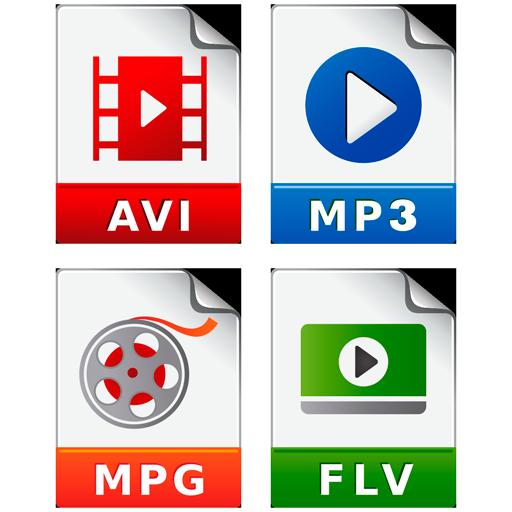 Video to MP3 Converter: AVI MPEG GIF FLV WMV MP4