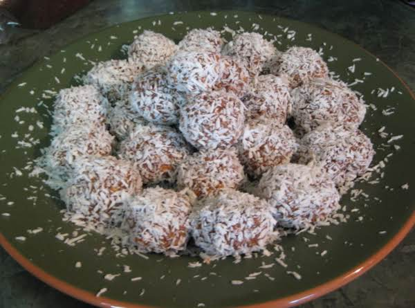 Caramel-coconut Bonbons Recipe