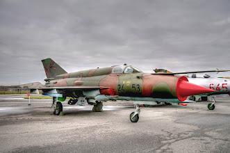 Photo: Samolot myśliwski MIG-21bis
