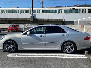 クラウン GWS204のカスタム事例画像 車好きオヤジさんの2020年12月05日18:00の投稿