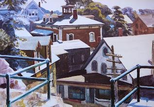 "Photo: Edward Hopper, ""Gloucester Roofs"" (1928)"
