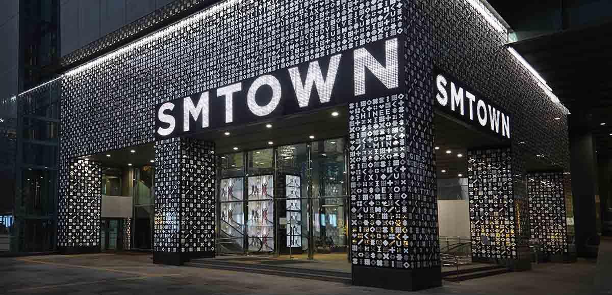 Bangunan SM Entertainment