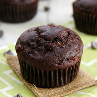 Chocolate Zucchini Muffins With Applesauce Recipes