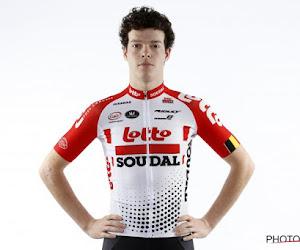 Jong Belgisch talent toont nogmaals potentieel met tweede plaats in openingsrit Ronde van Bretagne