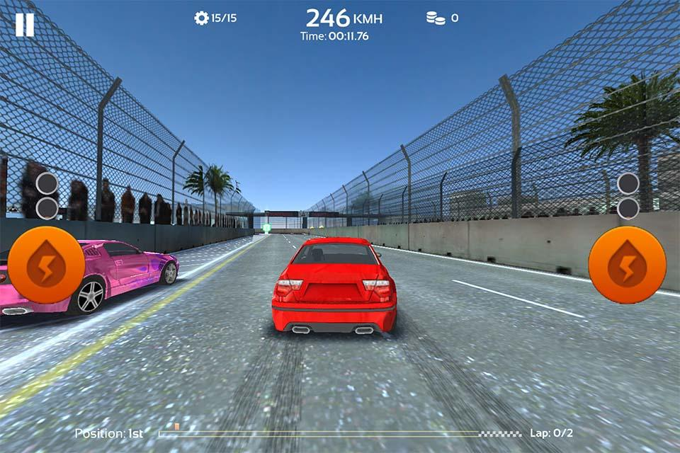 Speed Cars: Real Racer Need 3D- screenshot