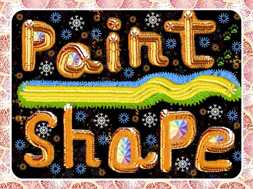 Paint Shape 3
