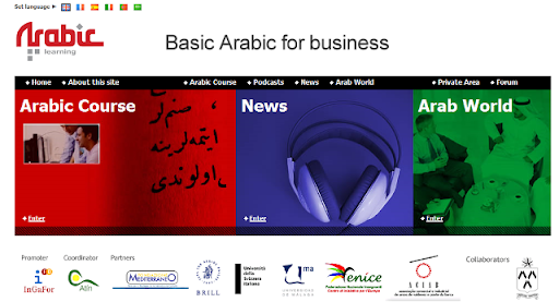 http://www.learningarabic.eu/