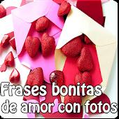 Frases bonitas de amor y fotos