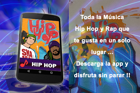 Hip Hop Music and Rap Free - náhled