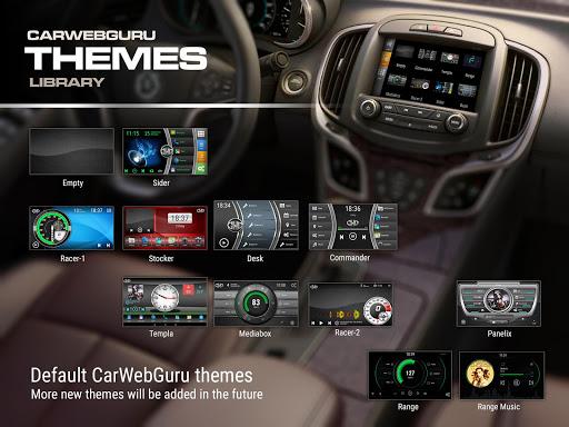 CarWebGuru Launcher screenshot 3