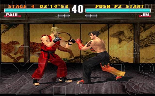 Tekken Online
