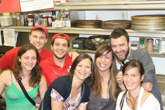 Photo: 2011 core crew from the city Sofia in Bulgaria.