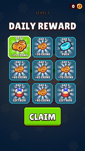 Sling Puck 3D Challenge 1.0.714 screenshots 6