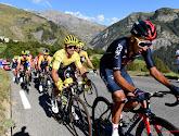 Adam Yates is de nieuwe leider in de Ronde van Frankrijk