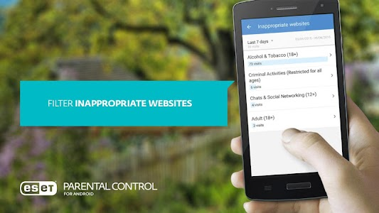 ESET Parental Control screenshot 20