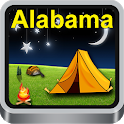 Alabama Campgrounds icon