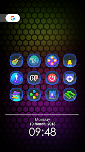 Rimbo - Icon Pack Screenshot