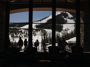 Photo: Moonlight Basin lodge