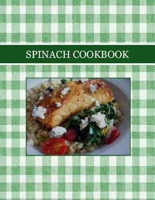 SPINACH COOKBOOK
