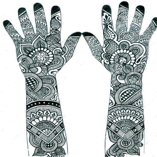 Mehandi Exclusive Designs screenshot