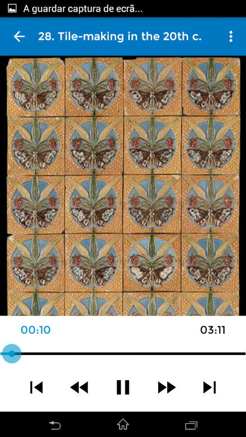 MNAz - Museu do Azulejo- screenshot