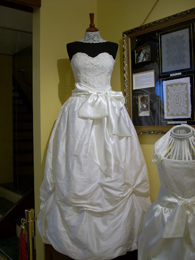 Europe' Western Wedding Gown 2010