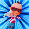 ตุ๊กตาลูกเทพ วิ่งสู้ฟัด icon