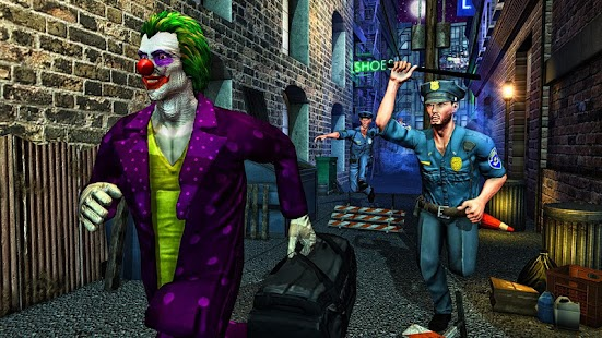 City Clown Attack Survival - náhled