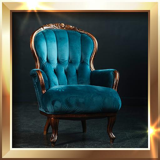 Luxury Photo Frames: Interior Picture Editor Icon