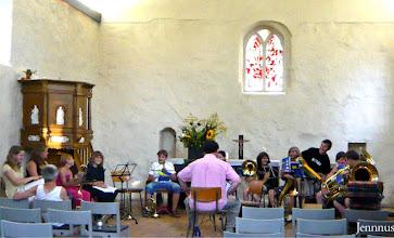 Photo: Nachwuchsförderung für junge Musiker in Barkow bei Lübz
