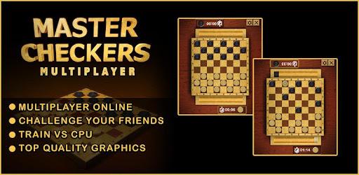 (APK) تحميل لالروبوت / PC Master Checkers Multiplayer ألعاب screenshot