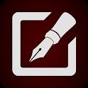 Calligrapher icon